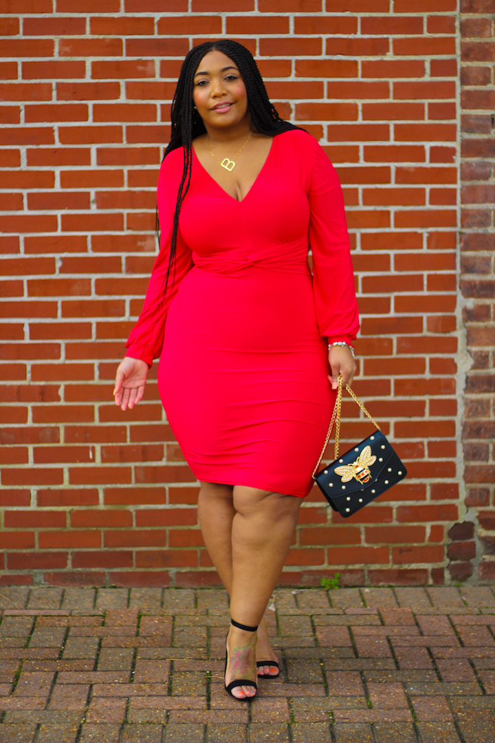 4 Ways to Slay Red: The Little Red Dress