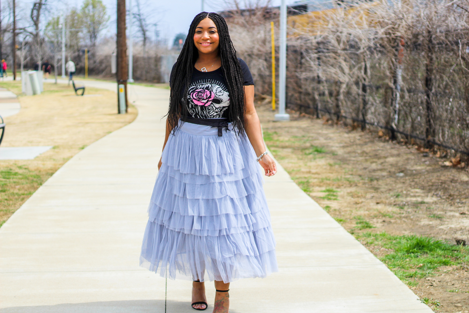 Spring Trends: Tulle