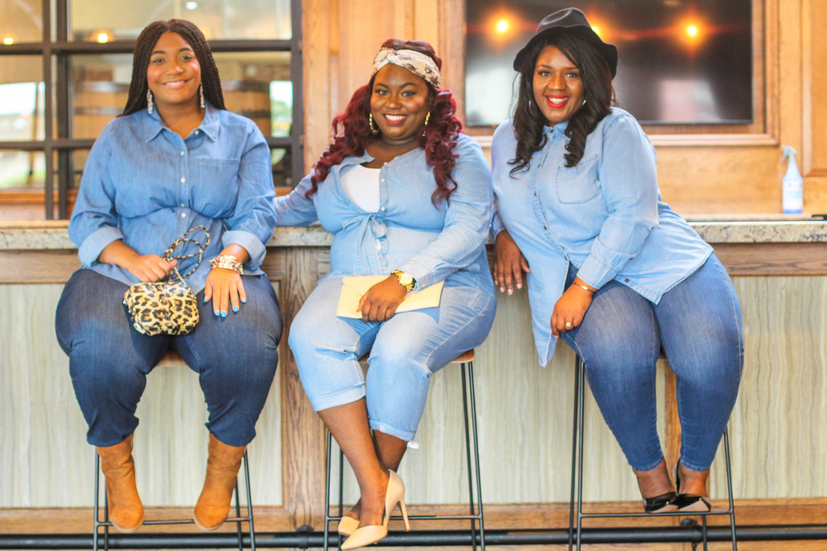 Southern Curve Collective: Fall Denim