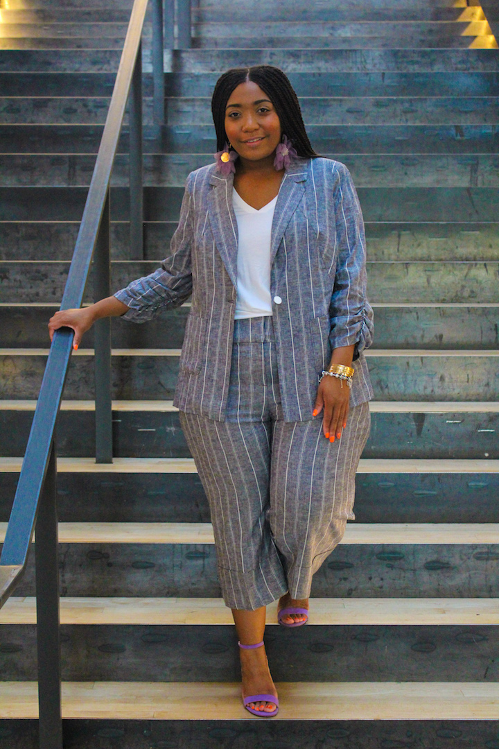 Suited Up: Stripes