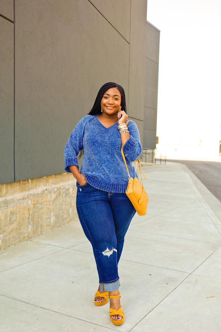 Falling for Denim: Cropped