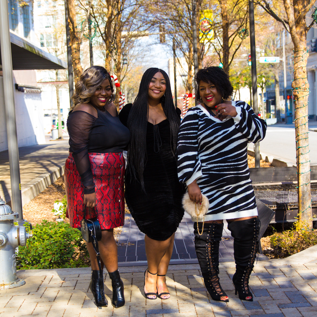 Southern Curve Collective: Girl's Night Out